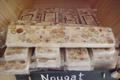 Miellerie du Gâtinais, Nougat