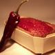 Pain d'épice d'Aïnhoa , barquette pain d'épice au piment d'Espelette