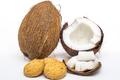 Dhardelot biscuitiers,  Noix de coco