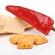 Dhardelot biscuitiers,  Parmesan et piment d'Espelette