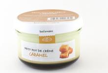 Fromagerie Beillevaire, Petit pot de crème caramel