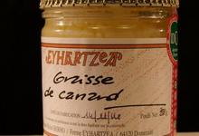 Ferme Eyhartzea, Graisse de canard
