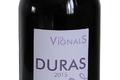 Cuvée Duras Côtes du Tarn Rouge BIO 2015 - 75 cl