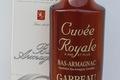 Armagnac Cuvée Royale Bahia - 35 cl
