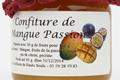 confiture de mangue fruits de la passion