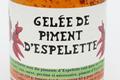 gelée de piment au piment d'Espelette