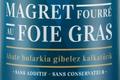 magret fourré au foie gras de la ferme Uhartia