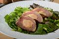 ferme Arnabar, Magret de Canard au Foie Gras