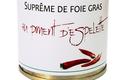 ferme Souletine, Suprême de foie gras de canard au piment d'Espelette