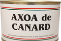ferme Serbielle, Axoa de canard