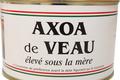 ferme Souletine, Axoa de veau