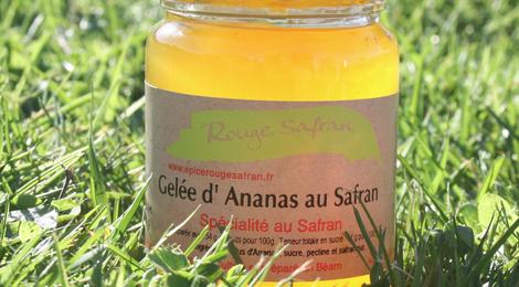 Gelée Ananas Safran