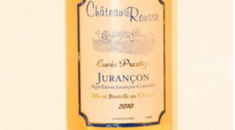Jurancon Chateau De Rousse Moelleux  Prestige