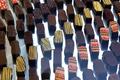 les bonbons au chocolat