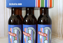 Pack de 6 bières blonde Hizketa
