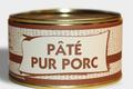 ferme Puyade,  Paté pur porc