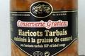 conserverie Gratien, Haricots tarbais cuisinés