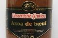 conserverie Gratien, Axoa de boeuf