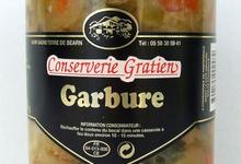 conserverie Gratien, Garbure