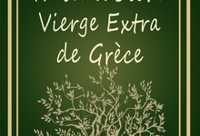 Huile d'Olive Vierge Extra AOP Kranidi Argolidos