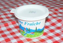Le Pré Joly, Crème fraîche