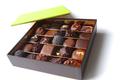 ballotin de bonbons de chocolat