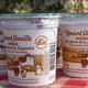 Ferme de la Fayaudrie, Yaourts entiers vanille BIO