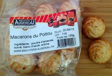 macarons du Poitou