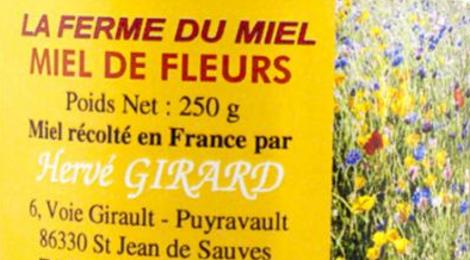 Miel de fleurs - Ferme du Miel