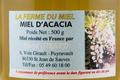 Miel d'acacia - Ferme du miel