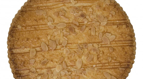 Goulibeur. Broyé du Poitou aux amandes effilées