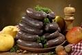 Boudin noir, ferme de Moneuse