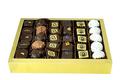 boîte de bonbons de chocolat