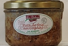 Pâté de foie au Cognac