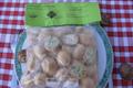 Sachet de 50 escargots au beurre persillé