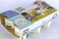 les prairies de la Gartempe, yaourt au lait demi écrémé