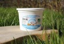 Fromage blanc battu 0% lait cru