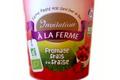Fromage Frais Fraises