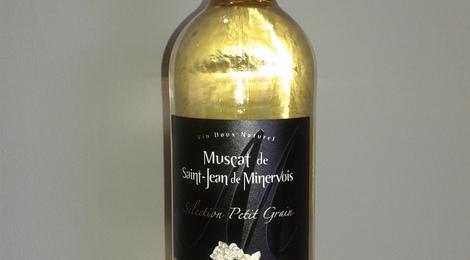 Muscat vin doux naturel Sélection Petit Grain