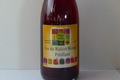 jus de raisin rouge pétillant