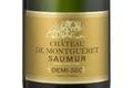 Chateau De Montgueret   Saumur 1/2 Sec