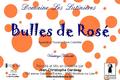 Domaine les Lutinières,  Bulles de Rosé