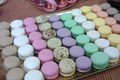 boulangerie Gourreau, Assortiment de macarons