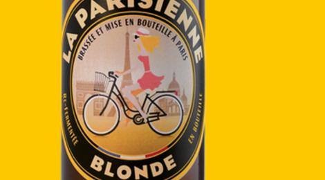 Bière Blonde, Brasserie La Parisienne