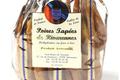 Reines de Touraine,  Poires tapées déshydratées au four à bois