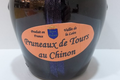 Reines de Touraine,  pruneaux de Tours au Chinon