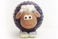 Mouton boule noir