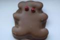 confiserie Hallard, Oursons en guimauve chocolat