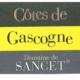 Domaine de Sancet Côtes de Gascogne IGP
