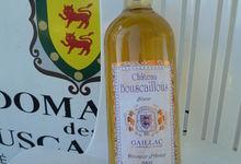 "Gaillac Blanc Sec 2008 ""Douceur d'Antan"" - Château Bouscaillous - Médaille d'Or Guide Gilbert&Gaillard"